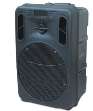 PA-03A  8寸手提式音箱(圆网)