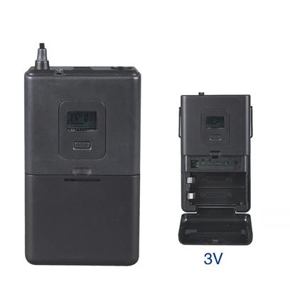 LJ-02  PGX-2显示领夹盒